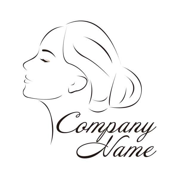 美容系ロゴ