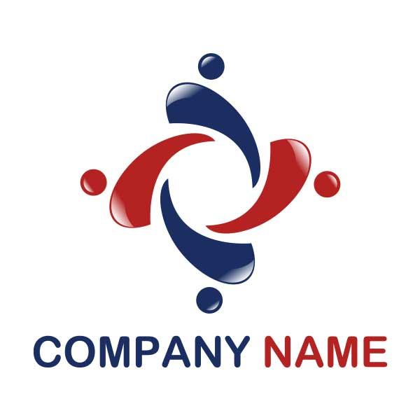 人の繋がりのロゴ