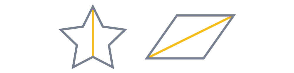 星と平行四辺形